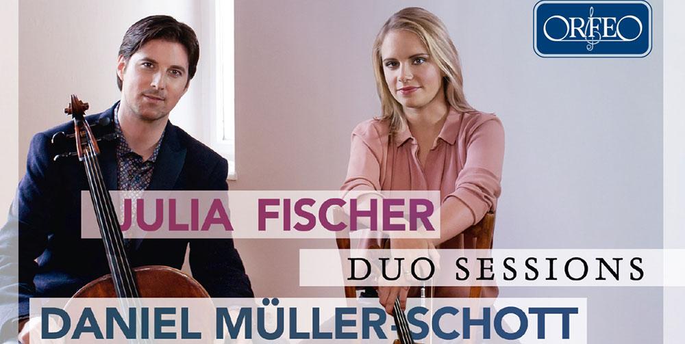 Julia Fischer & Daniel Müller-Schott