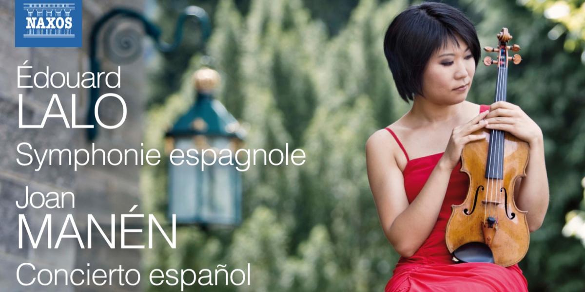 Tianwa Yang  Lalo – Symphonie Espagnole / Manén - Concierto español-8.573067