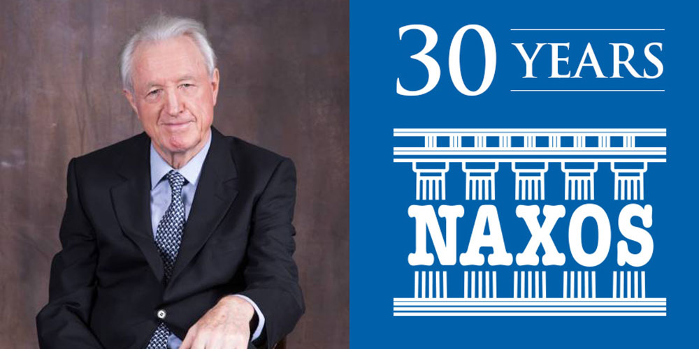 Klaus Heymann 80, Naxos 30