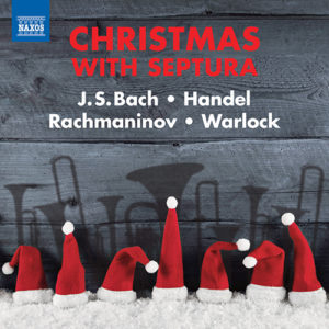 Christmas with Septura - Naxos 8.573719