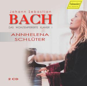 Ann-Helena Schlüter - J. S. Bach: WTK I - HC 16027