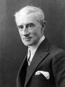 "Maurice Ravel, 1925, Von Unbekannt The image holder, the Bibliothèque nationale de France has not identified a photographer. (Follow link and click on ""Detailed information"".) - Bibliothèque nationale de France, Gemeinfrei, https://commons.wikimedia.org/w/index.php?curid=11402630"