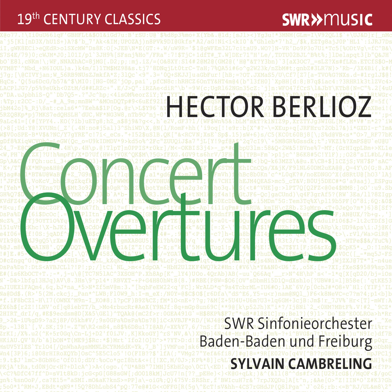 Berlioz - Konzertouvertüren