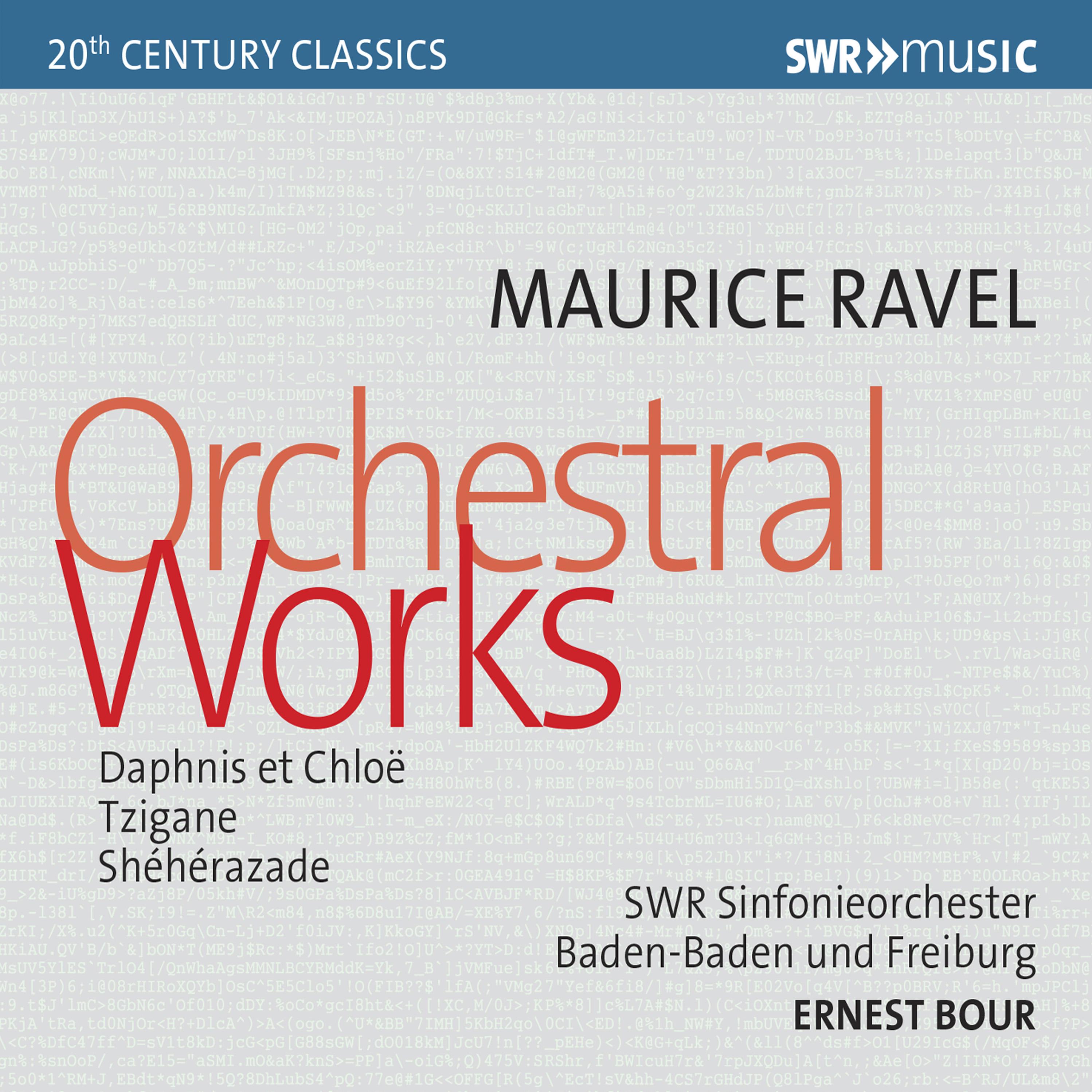 Ravel Orchesterwerke