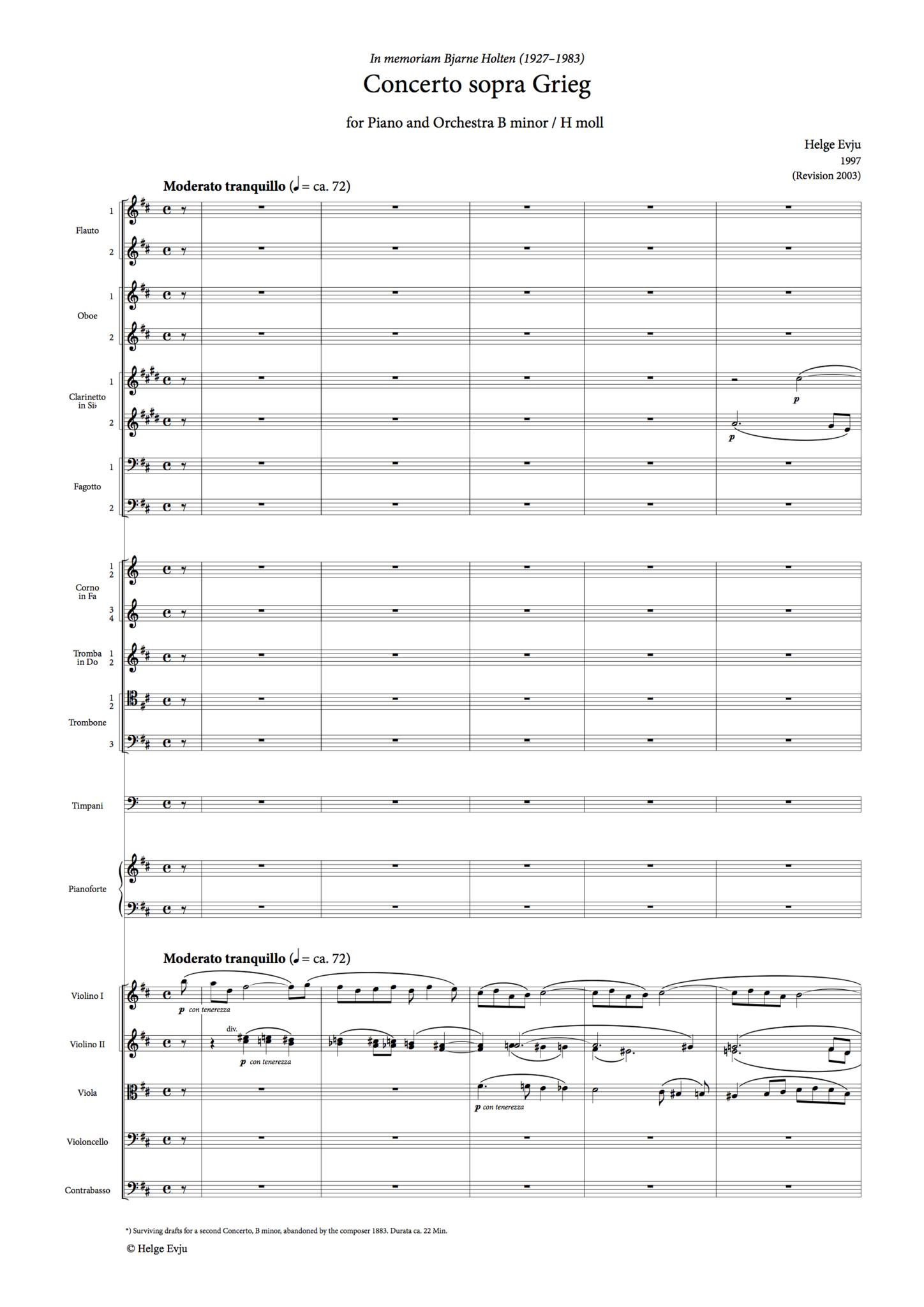 Evju Piano Concerto