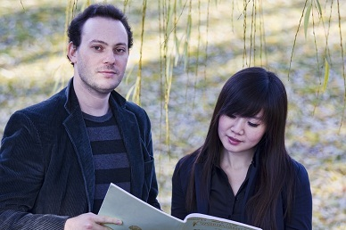 Juilliard Piano Duo Lang Ning und Michael Berkovsky