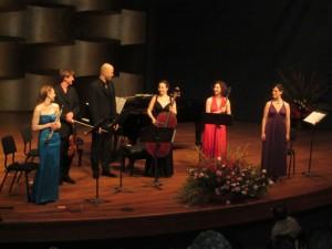 Shuffle-Konzert im Tel Aviv Museum