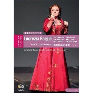 Lucrecia Borgia DVD